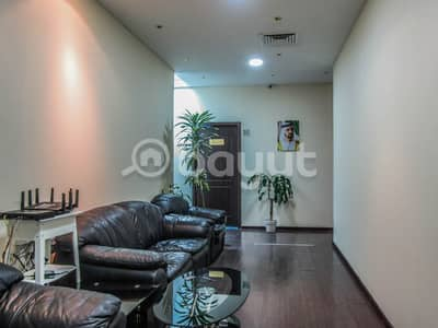 Office for Rent in Al Garhoud, Dubai - Smart Office near GGICO Metro Station  for renewal of license and Quota