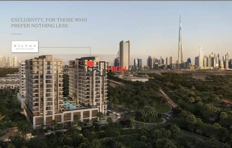 Wellington Terraces 1 by Ellington Properties for sale Great View of Dubai Water  Canal