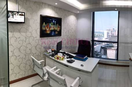 Fully Fitted | Quality Office Furniture | JLT