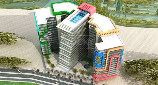 OFF PLAN | 3 Bed | Arabian Gate | Silicon Oasis