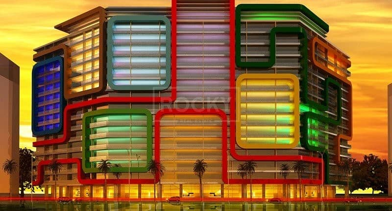 2 OFF PLAN | 3 Bed | Arabian Gate | Silicon Oasis