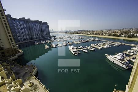 Stunning View  | 2 Parking | Marina Residence