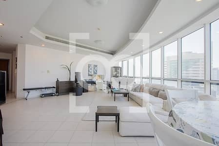4 Bedroom Apartment for Rent in Dubai Marina, Dubai -  Marina views