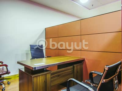 Office for Rent in Al Karama, Dubai - Smart Office with Affordable prices  that No need to change your sponsor