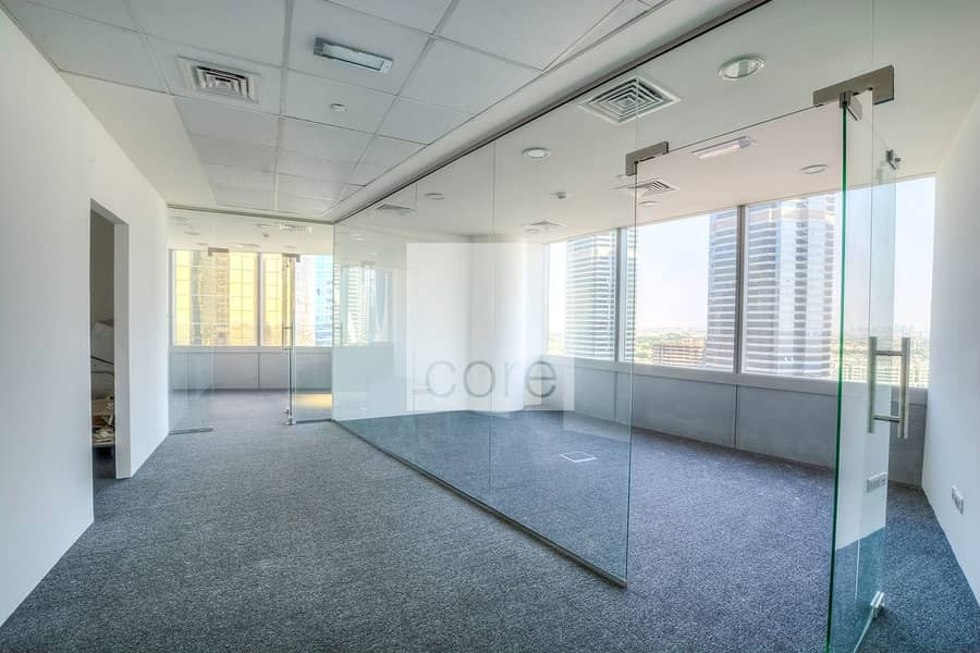 Fitted and Partitioned | Low Floor | DMCC