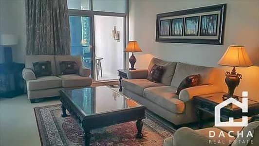 2 Bedroom Flat for Rent in Dubai Marina, Dubai - FULLY FURNISHED Stunning 2 Bedroom apartment with sea views