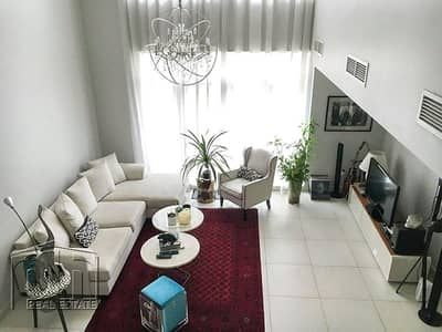 1 Bedroom Apartment for Rent in Downtown Dubai, Dubai - Amazing Duplex Large Study Close To Metro
