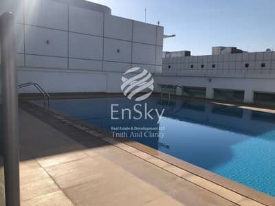1 Bedroom Flat for Rent in Rawdhat Abu Dhabi, Abu Dhabi - Spacious 1 Bedroom Apartment Available For Rent!