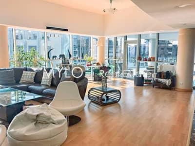 3 Bedroom Penthouse for Sale in Dubai Marina, Dubai - Stunning Penthouse with Pool I Furnished