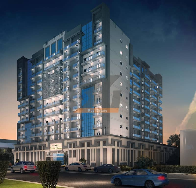10 1BR Apartment For Sale Victoria Residency