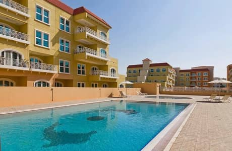 2 Bedroom Flat for Rent in Dubai Investment Park (DIP), Dubai - Ready To Move, Swimming Pool View 2 Bed Room Maids