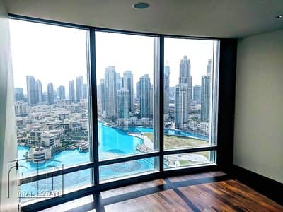 1 Bedroom Apartment for Rent in Downtown Dubai, Dubai - New To Market | Amazing Fountain Views