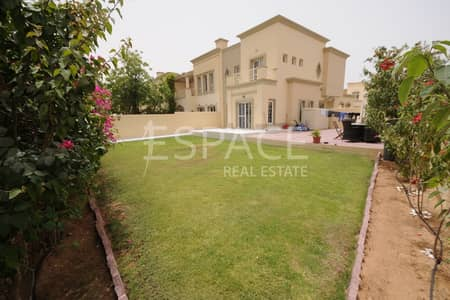 3 Bedroom Villa for Sale in The Springs, Dubai - Great Family Home with Large Garden Area