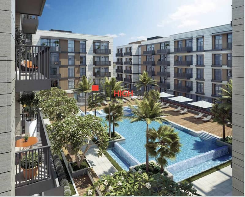 2 1 & 2 BHK apartments for sale in JVC with competitive prices