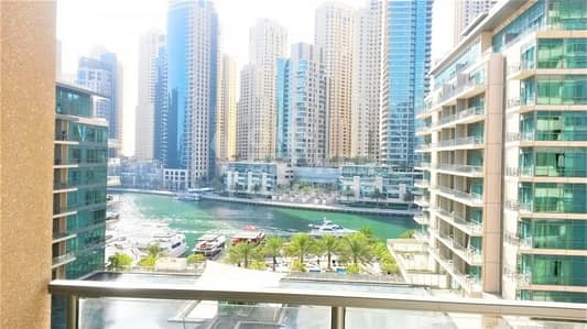 2 Bedroom Flat for Sale in Dubai Marina, Dubai - Cheapest Price Rented 2 Bed Marina View