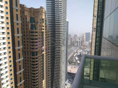 2 Bedroom Apartment for Rent in Dubai Marina, Dubai - Partial Sea View|2BR w/ Balcony|High Floor