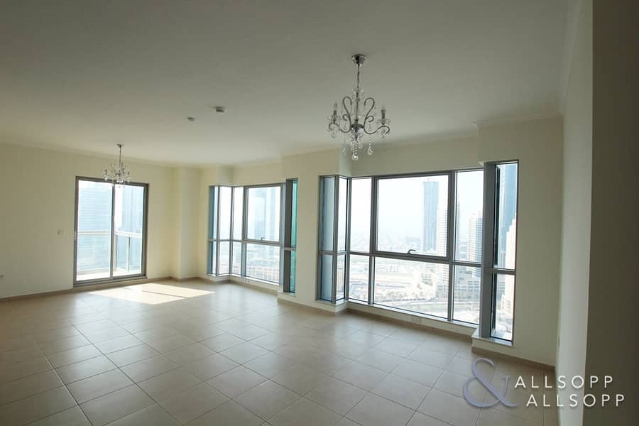 Vacant Two Bed   High Floor   Burj View