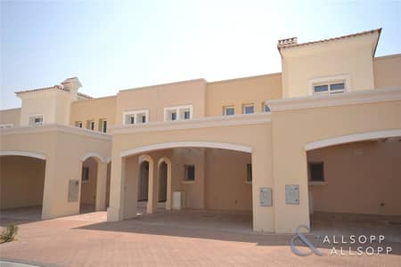 3 Bedroom Townhouse for Rent in Arabian Ranches, Dubai - 3 Bedrooms   Study Room   Well Maintained