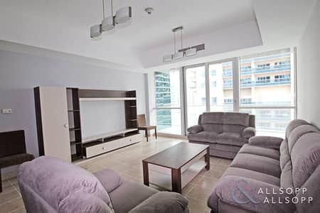 2 Bedroom Apartment for Rent in Dubai Marina, Dubai - Two Bed | Two Bathrooms | Available Now