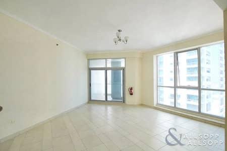 2 Bedroom Flat for Rent in Dubai Marina, Dubai - Unfurnished | Sea View | 2 Bedroom Flat