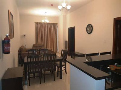 Huge Size 2 Bedroom Fully Furnished Ready To Move Now