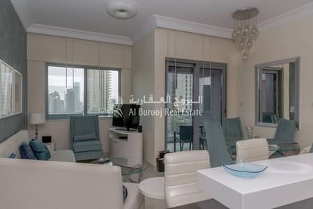1 Bedroom Flat for Rent in Downtown Dubai, Dubai - Stunningly Furnished 1 Bedroom in Damac Maison at Downtown