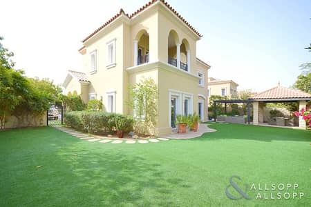 3 Bedroom Villa for Sale in Arabian Ranches, Dubai - Vacant On Transfer | Upgraded | Owner Occupied