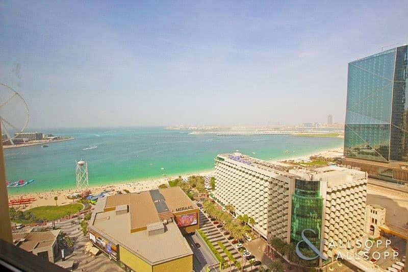 2 Sea and Marina Views | Large Two Bedroom