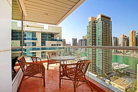 2 Bedroom Apartment for Sale in Dubai Marina, Dubai - Marina View | Vacant on Transfer | 2 Bed