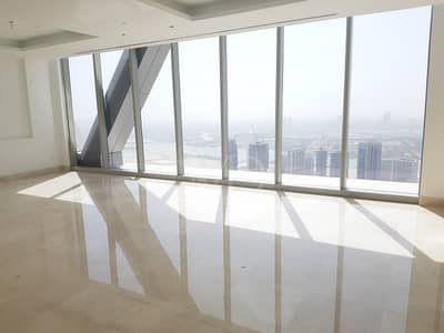 4 Bedroom Flat for Rent in Al Reem Island, Abu Dhabi - Your our private pool on the 64th floor!