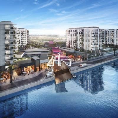 Studio for Sale in Yas Island, Abu Dhabi - Partial Sea View Studio Apt with Balcony