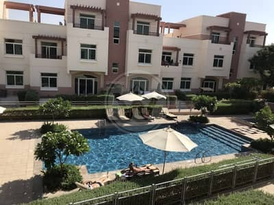2 Bedroom Flat for Rent in Al Ghadeer, Abu Dhabi - 4 payment|Pool view 2 bed home available!