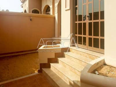 5 Bedroom Villa for Rent in Khalifa City A, Abu Dhabi - Standout 5 Bed Villa with Private Entrance, Garden! Khalifa City A