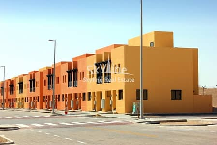 3 Bedroom Villa for Rent in Hydra Village, Abu Dhabi - 3BR with Additional 1 BR in Hydra Village , Single Row