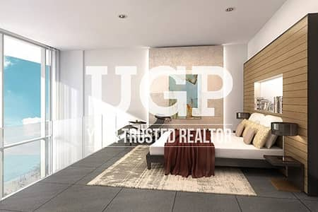 1 Bedroom Flat for Sale in Saadiyat Island, Abu Dhabi - Invest Now! Enticing 1BR Apt with Balcony