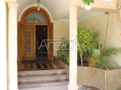 3 Bedroom Villa for Rent in Al Raha Beach, Abu Dhabi - Exquisite, Fully Fitted Hotel Villa! 3 Bed with Facilities! Al Raha Beach