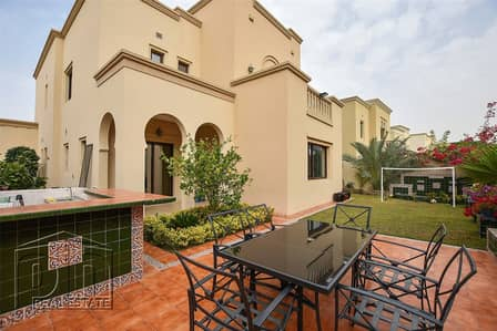 4 Bedroom Villa for Sale in Arabian Ranches 2, Dubai - Upgraded Type 5 - Opposite Pool And Park
