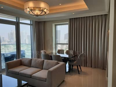 2 Bedroom Flat for Sale in Downtown Dubai, Dubai - 2 bed  luxurious furniture Fountain view