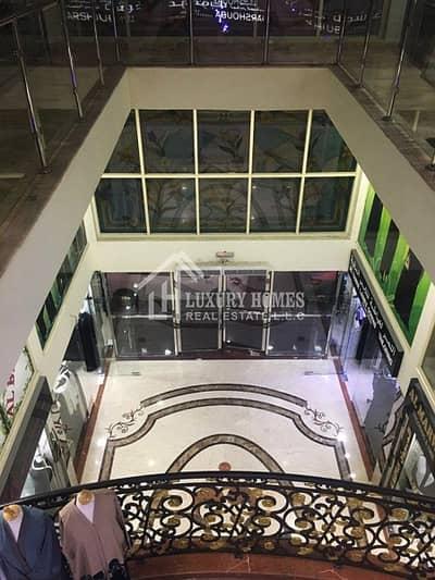 Showroom for Sale in Al Owan, Ajman - G M 1 Mall for Sale near Gold Souq, Ajman