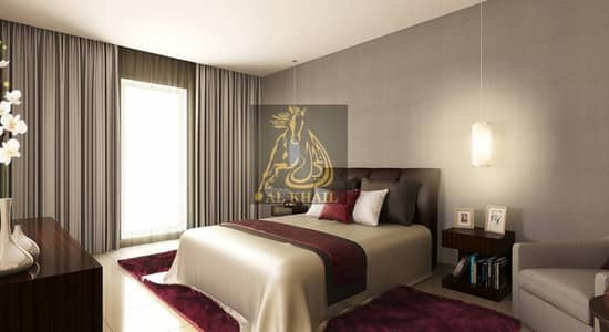 High-End 1BR Hotel Apartment for sale in Dubai South  Fully Furnished  Price Discounted!