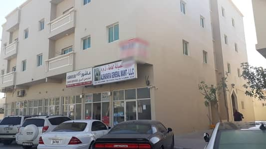 2 Bedroom Apartment for Rent in Al Zahraa, Ajman - i have two bedroom hall new builging in al zahraa owner local rent 29000y