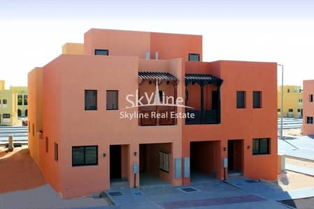 2 Bedroom Villa for Rent in Hydra Village, Abu Dhabi - Vacant 2 Bedroom Villa In Hydra Village.