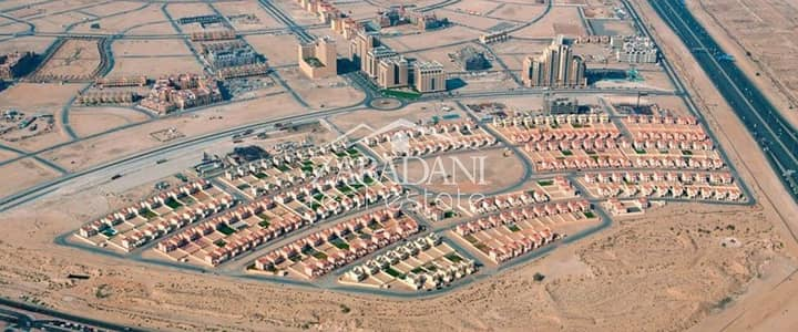 Plot for Sale in Jumeirah Village Circle (JVC), Dubai - Commercial Plot G+10 available for sale in JVC