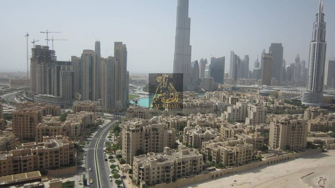 10 2 bedroom with full burj view with best layout for sale in South ridge 4