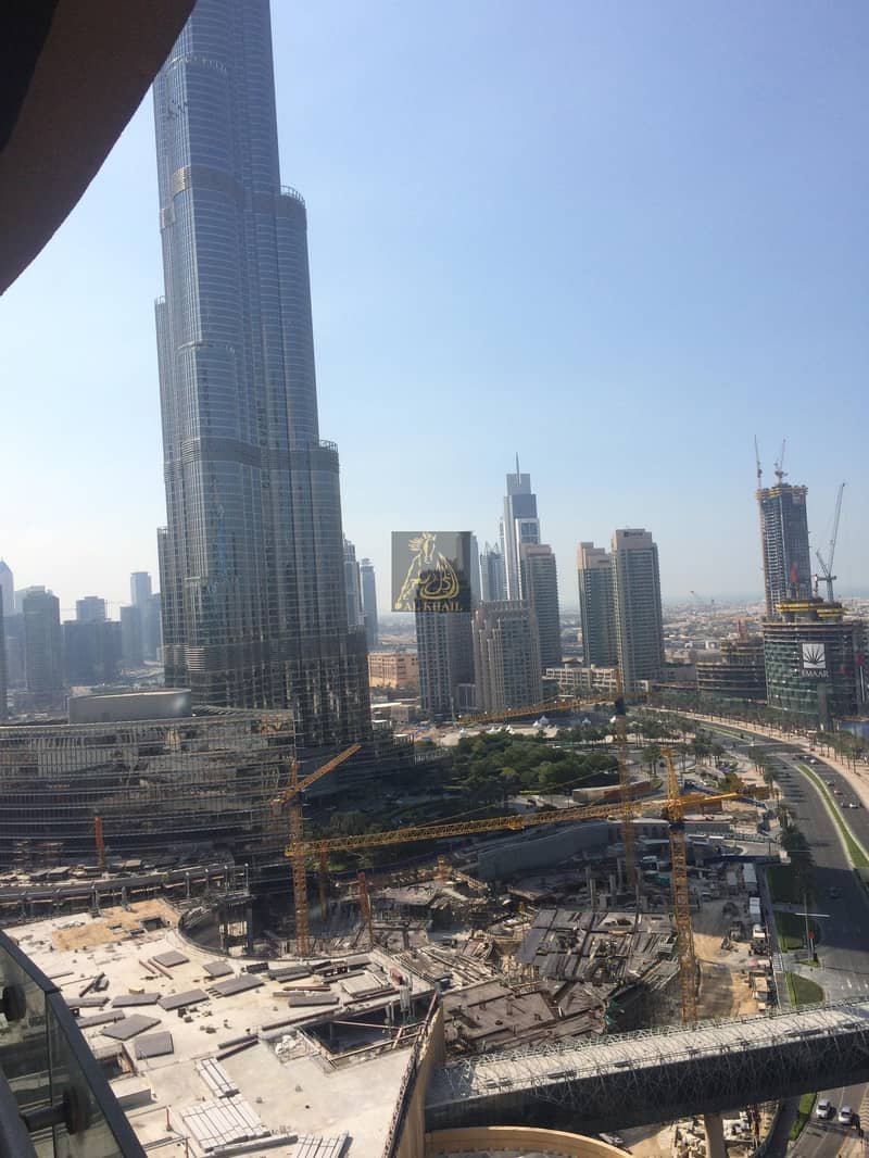 11 Fully Furnished Studio for sale in Address Dubai Mall