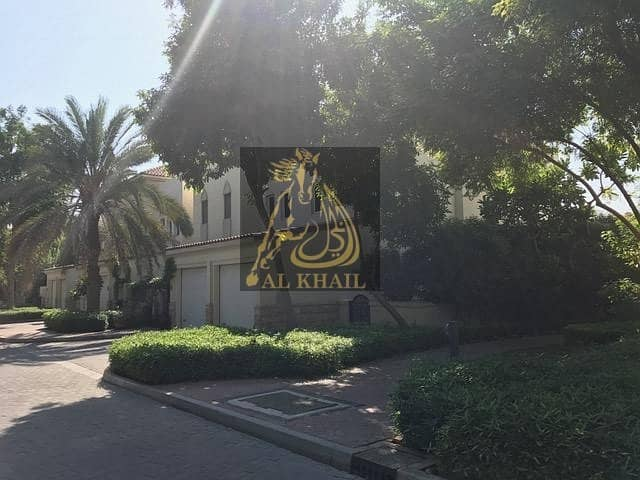 16 Amazing Corner 4 BR Villa with golf view in Al Badia Residences Dubai Festival City