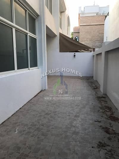 4 Bedroom Villa for Rent in Al Muroor, Abu Dhabi - Great Living Four BR Villa in Muroor with Garden.!