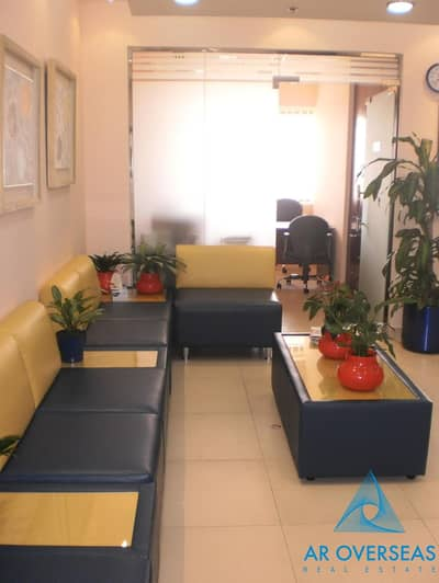 Office for Sale in Motor City, Dubai - Furnished Clinic for Sale in Detroit House-Motor City @850K