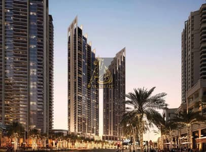 Beautiful 2BR Apartment for sale in Downtown Dubai | Easy Payment Plan with 3 Years Post-Handover | 50% Off DLD Fee