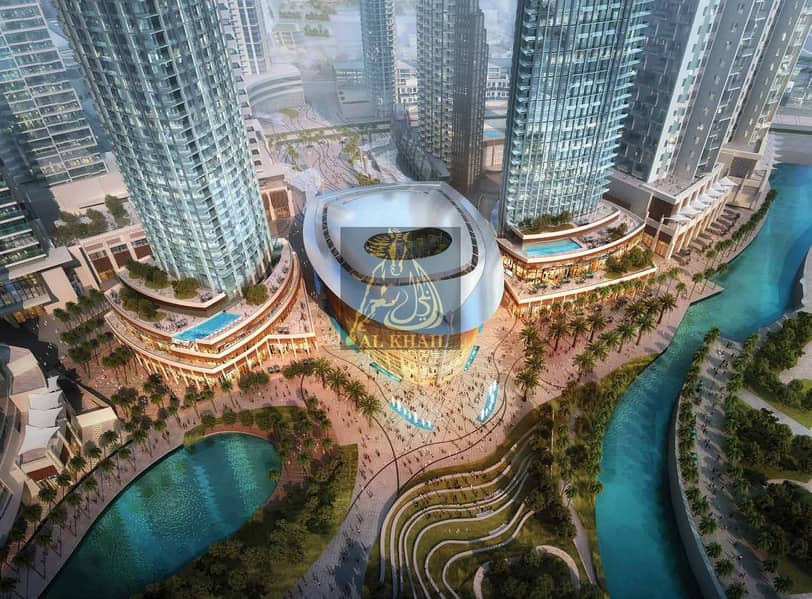 13 Beautiful 2BR Apartment for sale in Downtown Dubai | Easy Payment Plan with 3 Years Post-Handover | 50% Off DLD Fee